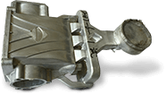 die casting semiproduct