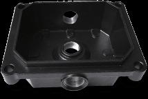 transmission case cover